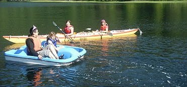 Sea Kayak Rentals at Nootka Marine Adventures