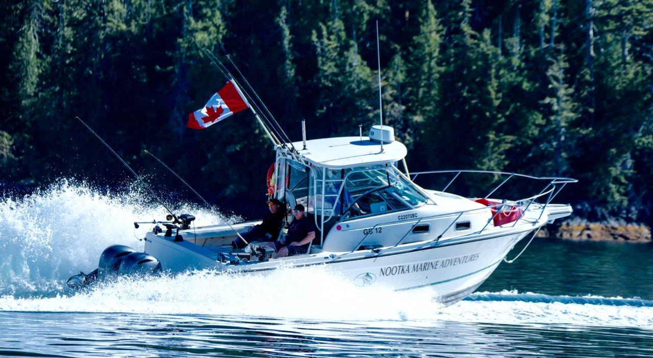Nootka Marine Adventures Overview - 2017
