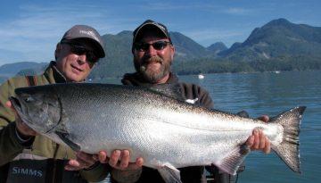 July 2016 Fishing Report