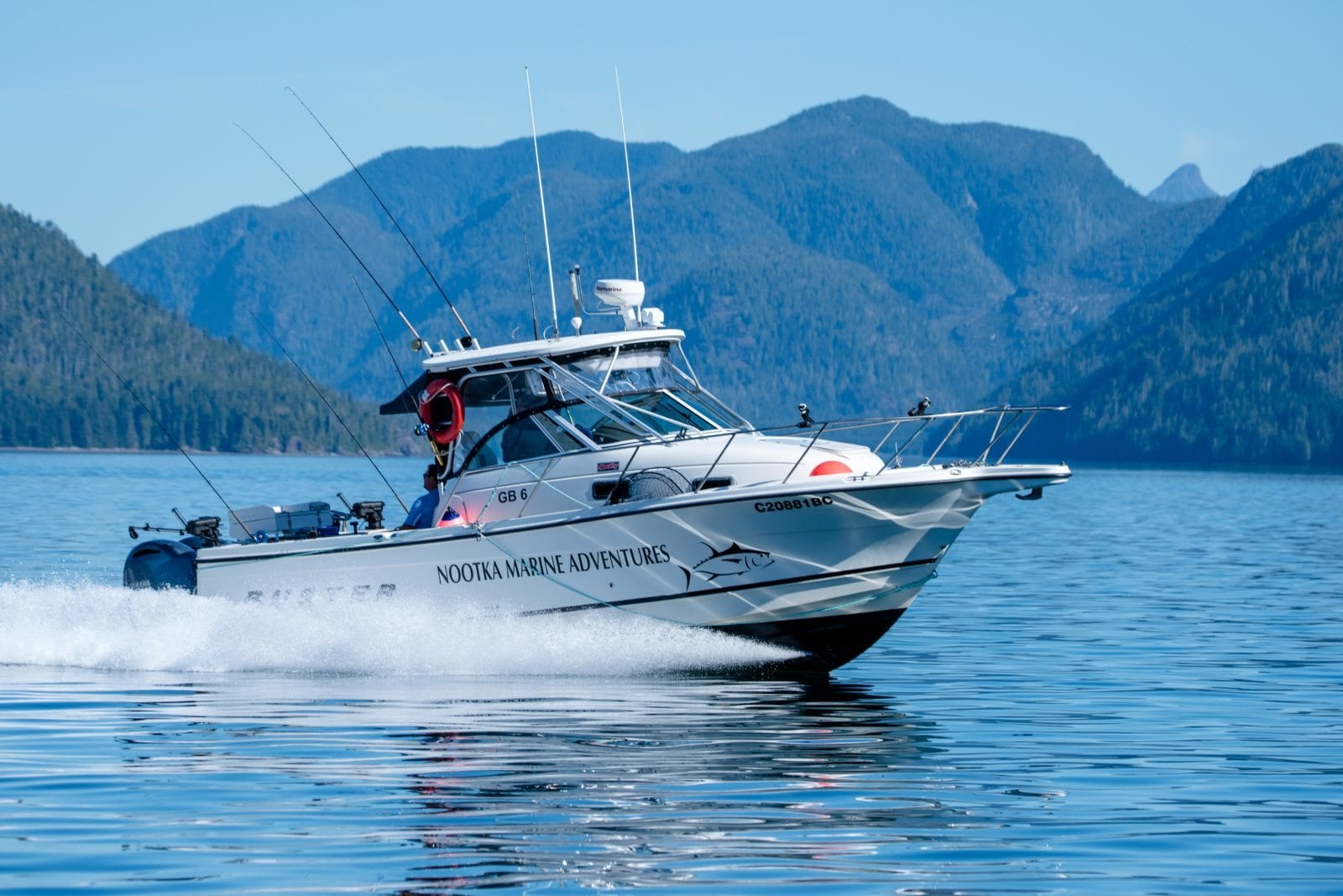 Nootka Marine Adventures Photos