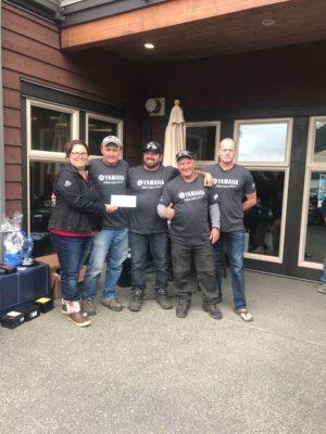 2nd Place Chinook: Joseph Beausoleil - 22.2 lb