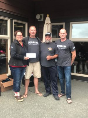 3rd Place Chinook: Terry Johns - 19.6 lb