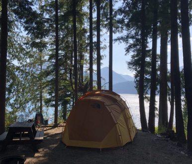 Serviced Campsites