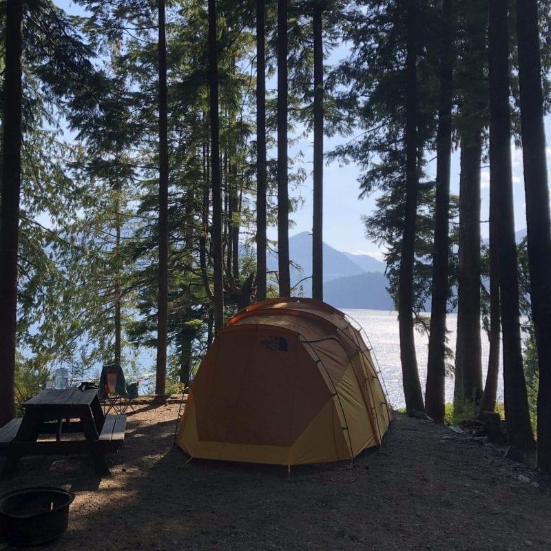 Nootka Sound Camping & RV Sites