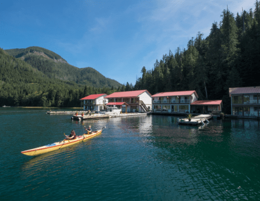 Nootka Sound Resort Gallery