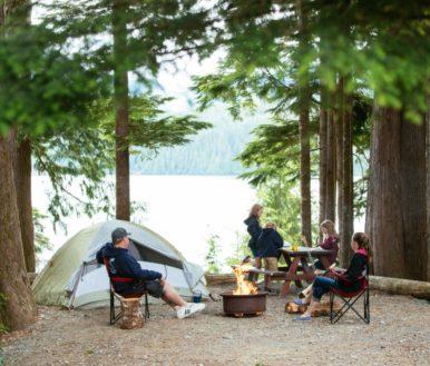 moutcha bay campground