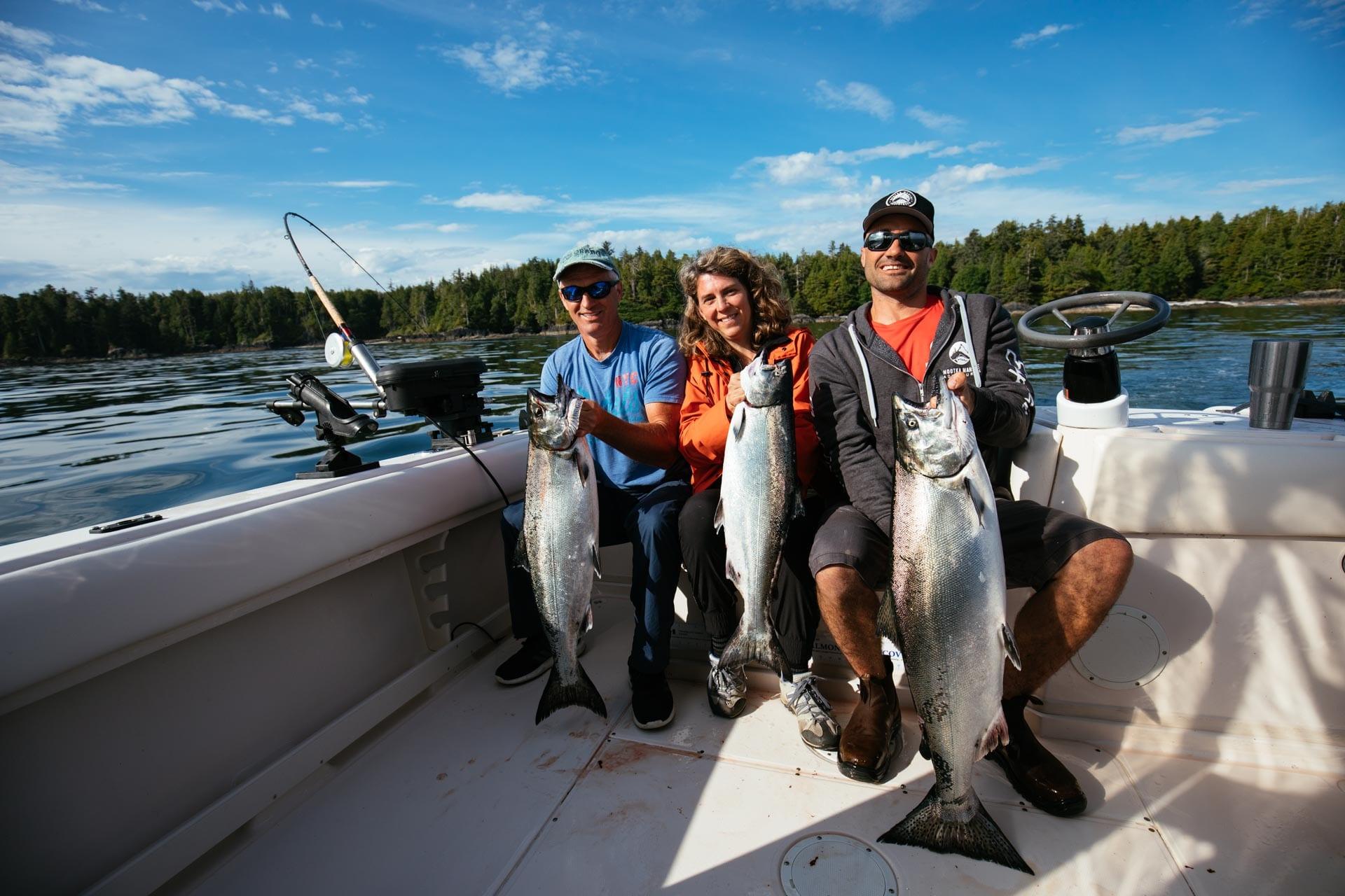 Vancouver Island Fishing