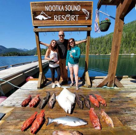 Fishing Resort BC