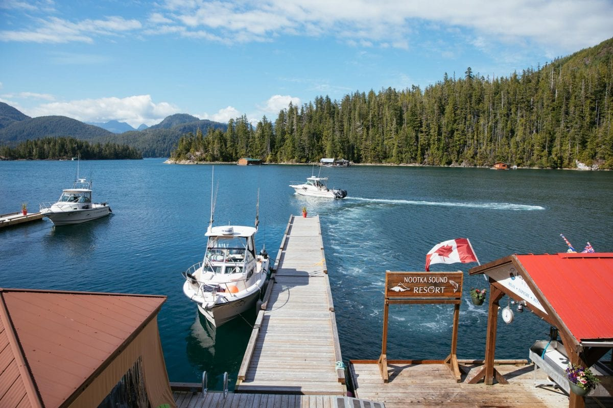 Photo Gallery – Nootka Sound Resort