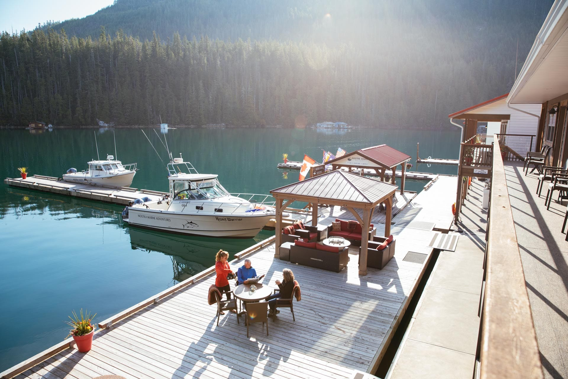 Nootka Sound Resort