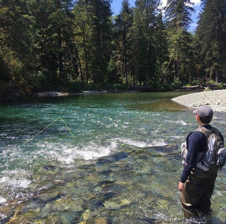Freshwater Fishing Vancouver Island
