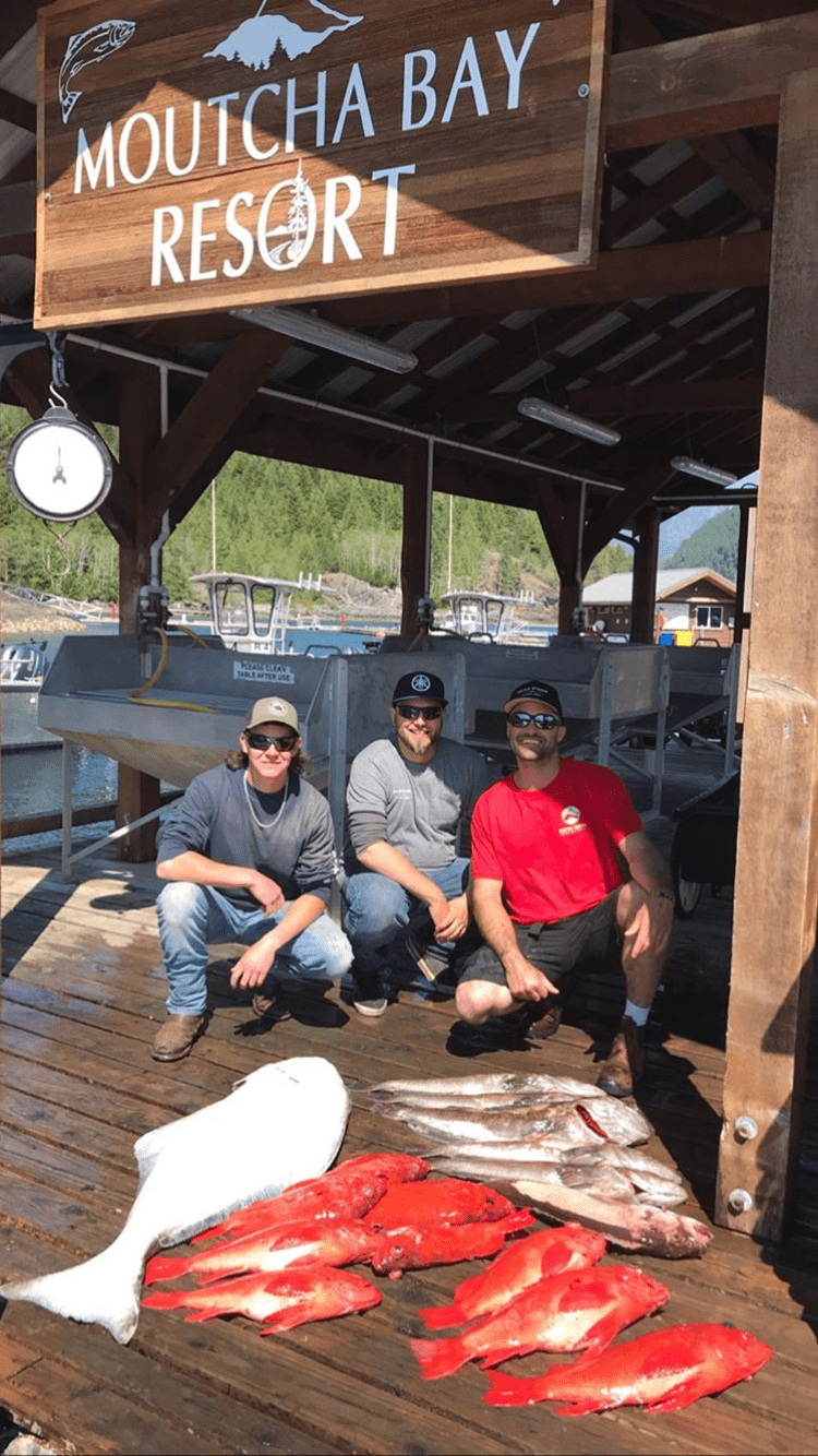 Halibut Fishing & Bottom Fish