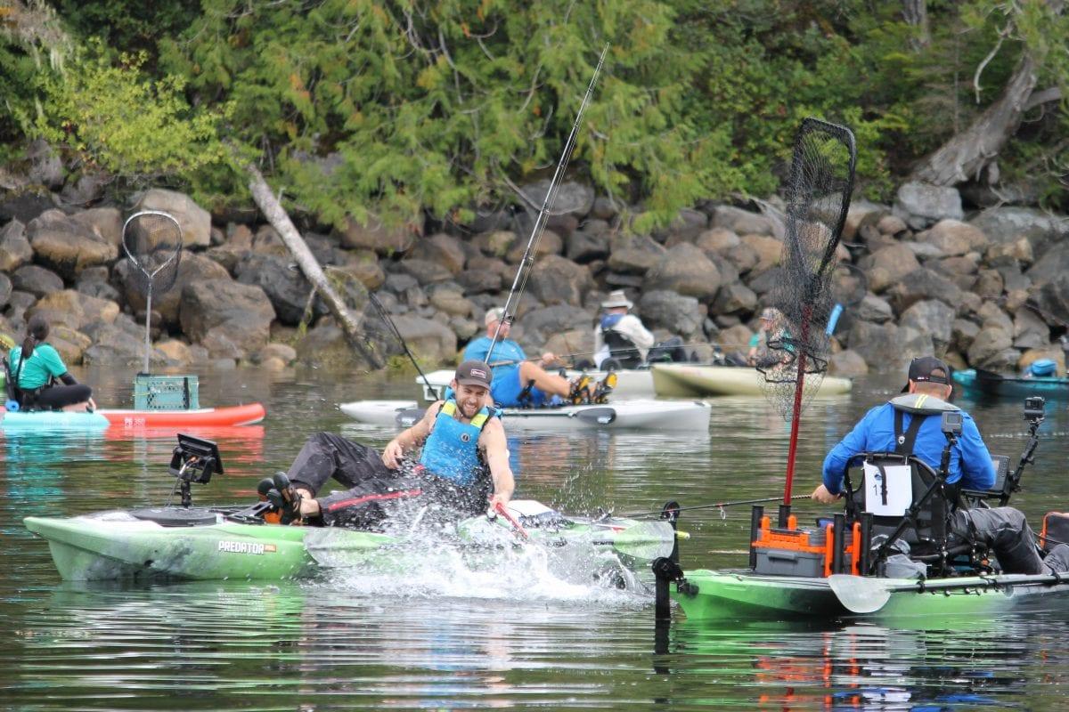 Kayak Fishing Derby