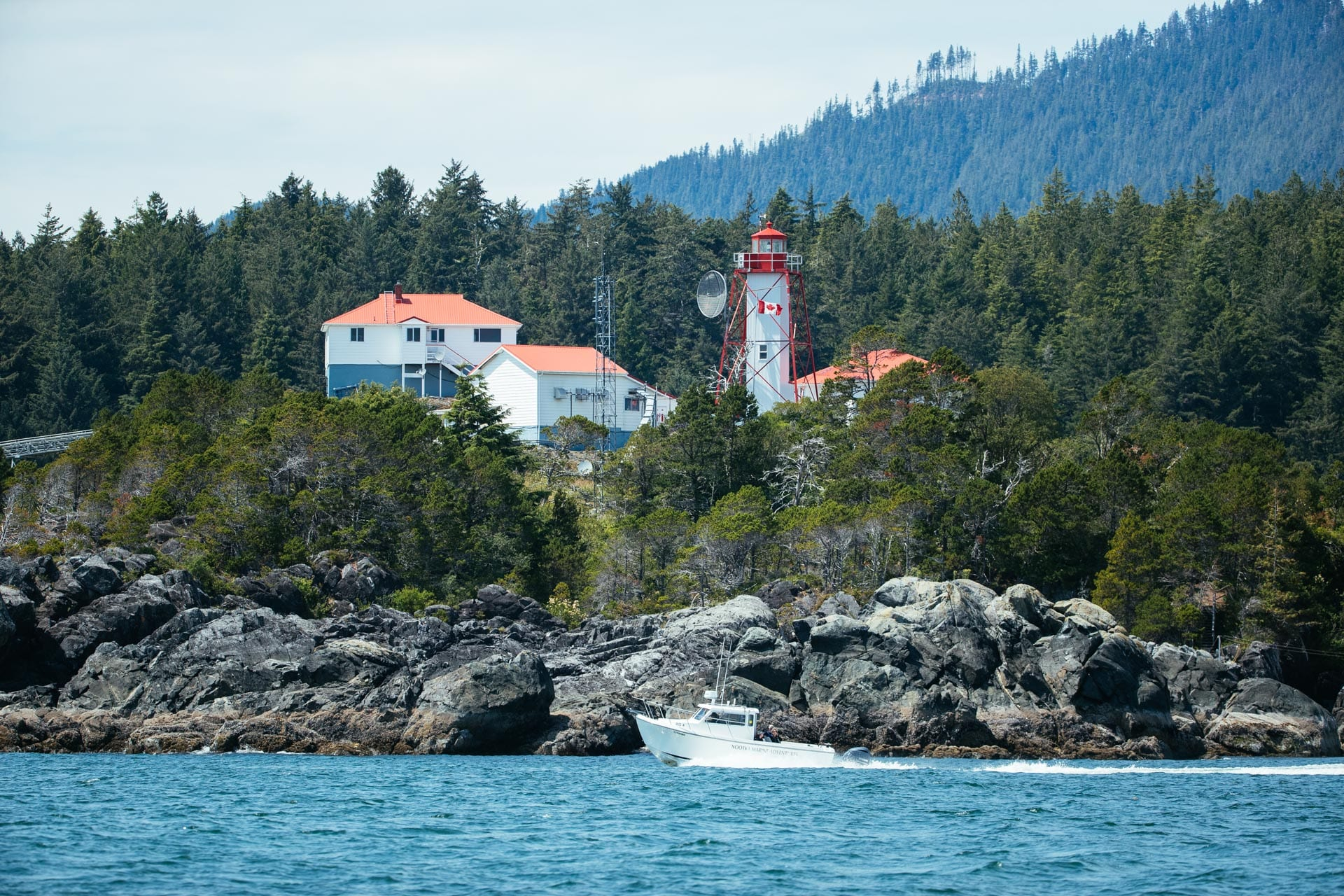 Nootka Marine Adventures - A Brief History