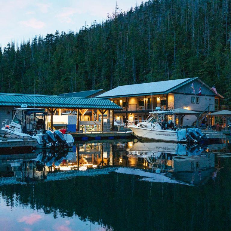 Luxury Fishing Resort