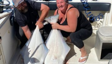 August 2020 Fishing Report